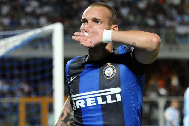 World Football Gossip Roundup: Wesley Sneijder, Mario Balotelli, Jose Mourinho