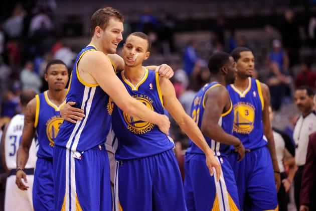 What We Learned About the Golden State Warriors During Season's First Half