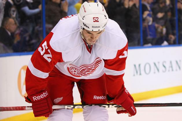 5 Burning Questions the Detroit Red Wings Must Answer Early in 2013 Season