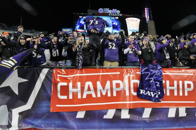 Ravens vs. Patriots: Winners and Losers from Baltimore's Playoff Win