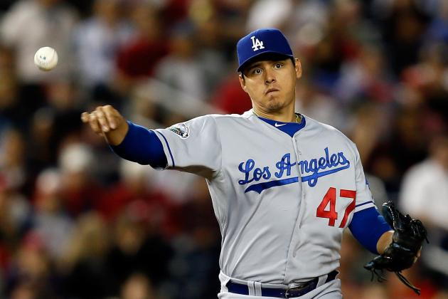 Predicting the Los Angeles Dodgers' Breakout Players of 2013