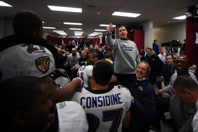 Who's Hot, Who's Not for Ravens Heading into Super Bowl XLVII