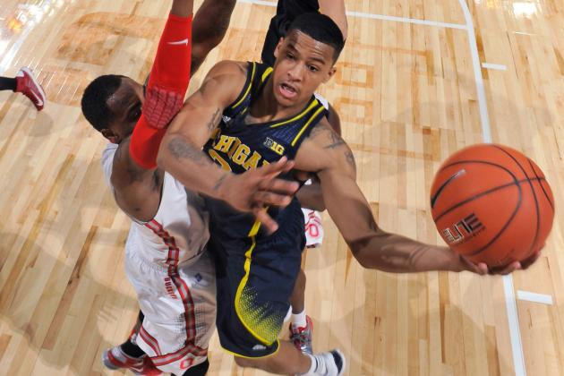 Top Three NBA Prospects in the Big Ten: Conference Play Changing Draft Status