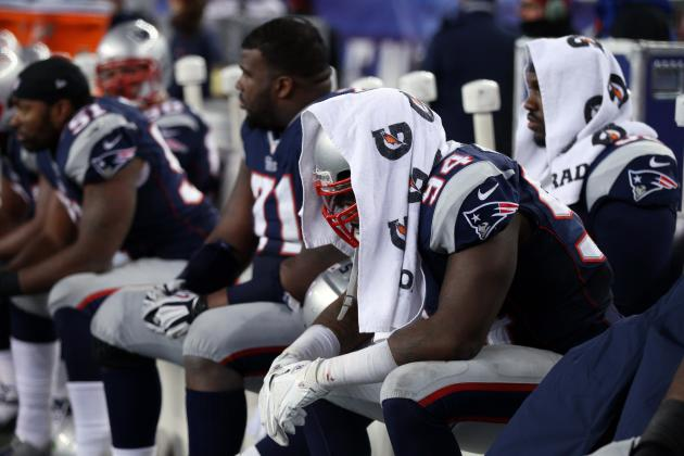 5 Biggest Reasons for Patriots' Loss in AFC Championship Game