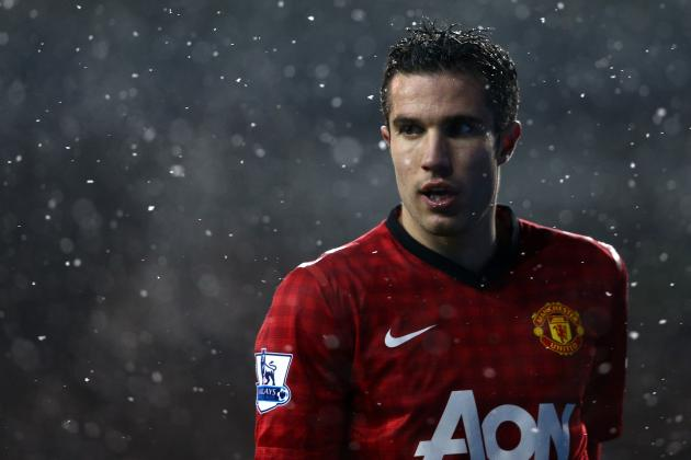 Manchester United: Why Robin van Persie Is the Premier League's Best Forward