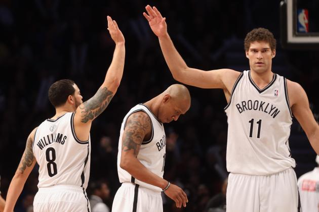 7 Keys to Watch as Nets Make Playoff Push in Season's 2nd Half