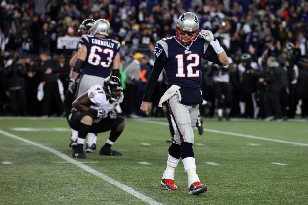 New England Patriots: 4 Reasons for Their Playoff Loss to the Ravens