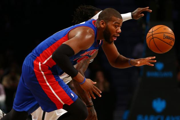 Should the Detroit Pistons Trade Greg Monroe? Five Potential Deals