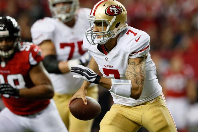 Colin Kaepernick, Cam Newton Are Among the NFL's Weapons of Mass Production