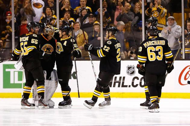 Boston Bruins: 3 Takeaways from Their 2-1 Shootout Win over Winnipeg