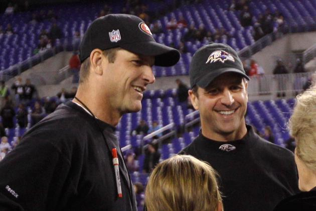 Comparing and Contrasting Harbowl Brothers John and Jim Harbaugh