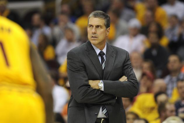 Ranking NBA Coaches Most Likely to Be Fired in 2013