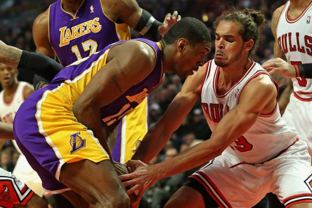 Los Angeles Lakers vs. Chicago Bulls: Postgame Grades and Analysis