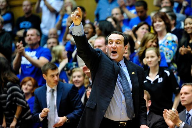 Bill Wild Bracketology: Duke Still Top Seed; Champs in First Four