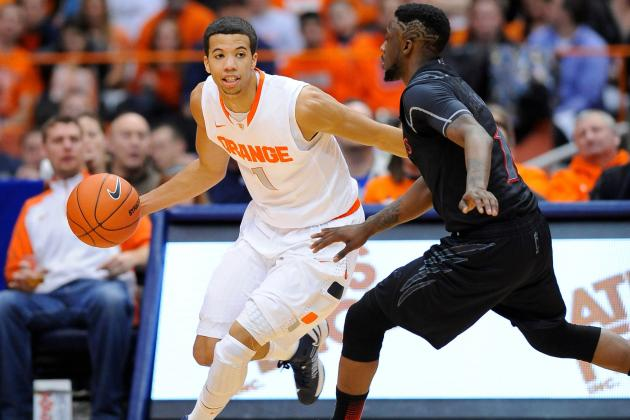 Syracuse Basketball: Predictions for Orange's Most Intriguing Games Left