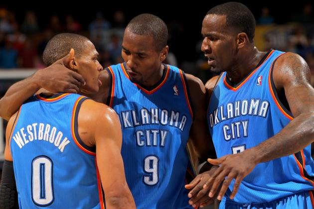 Playing Fact or Fiction with Each OKC Thunder Player as a Building Block