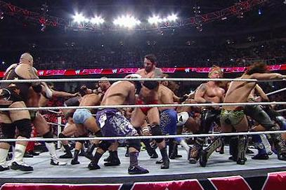 WWE Raw Results and Report Card 1/21/13: Grading the Final Raw Before the Rumble