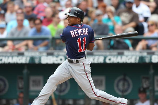 Philadelphia Phillies: Why Ben Revere Must Hit Leadoff in 2013