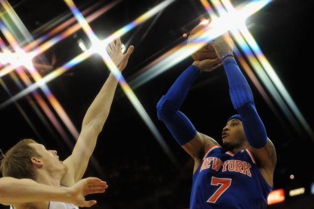 5 NY Knicks Who Are Making Carmelo Anthony into an MVP