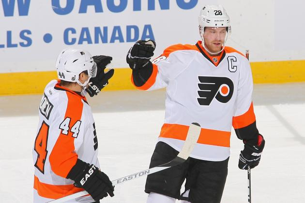 Philadelphia Flyers: 5 Positive Takeaways from the Flyers' Opening Weekend