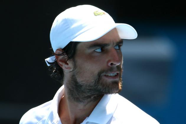 Australian Open 2013: Does Jeremy Chardy Have a Shot Against Andy Murray?