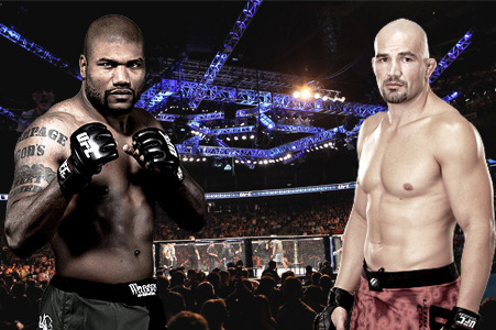 UFC on FOX 6: Rampage Jackson vs. Glover Teixeira Head-to-Toe Breakdown