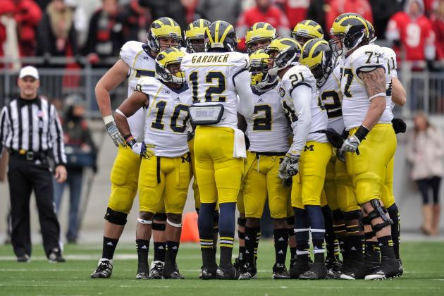 Michigan Football: 4 Ways the Wolverines Can Challenge Ohio State Next Year