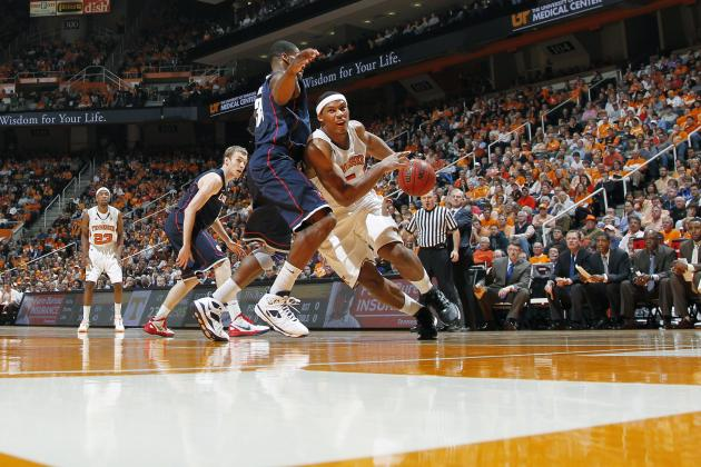 Tennessee Basketball: 3 Improvements the Vols Must Make to Turn Season Around