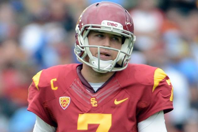 2013 NFL Draft: Riskiest Quarterback Picks in This Year's Class