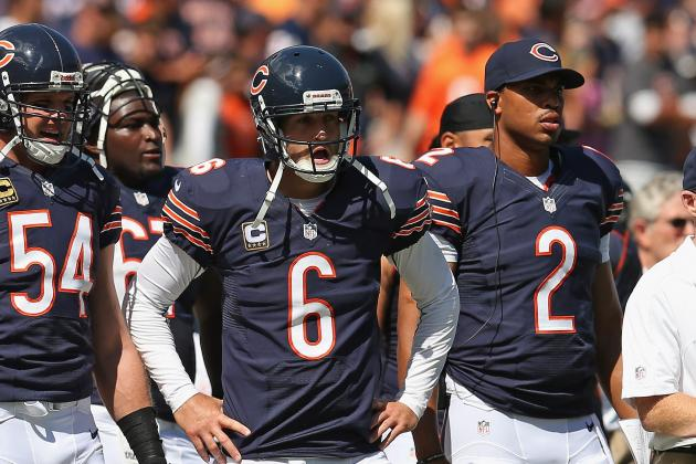 Chicago Bears: 4 Options to Back Up Jay Cutler in 2013