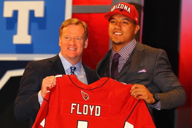 2012 Arizona Cardinals Draft Rewind, How Did They Fare in Their First Season?