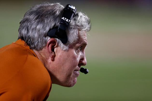 Texas Football Recruiting: Longhorns' National Signing Day Wishlist