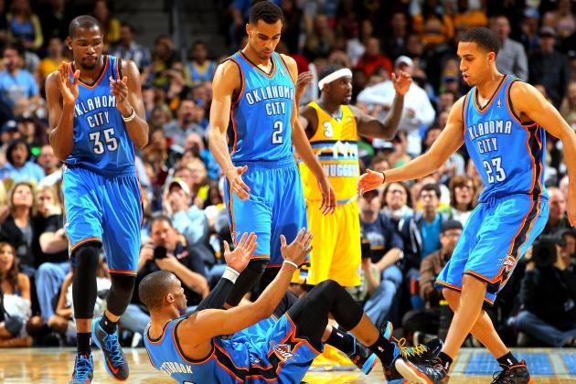 5 Keys to Watch as Oklahoma City Thunder Make Playoff Push