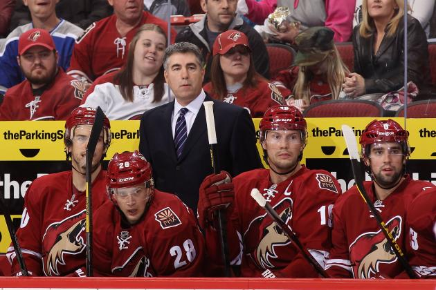 Phoenix Coyotes: 5-Step Plan to Avoid a Slow Start to 2013 Season