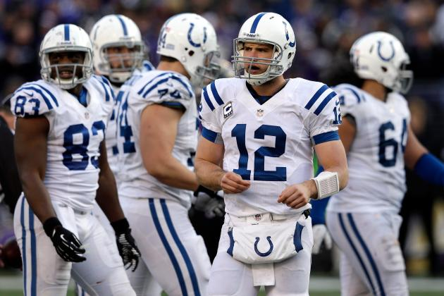 Indianapolis Colts: Comparing Andrew Luck and Peyton Manning's Rookie Seasons