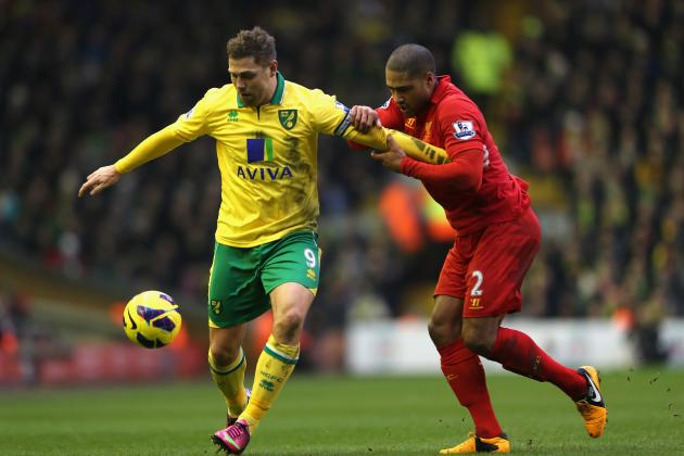 Norwich City: 4 Reasons Why Grant Holt Should Not Be Part of Gary Hooper Deal