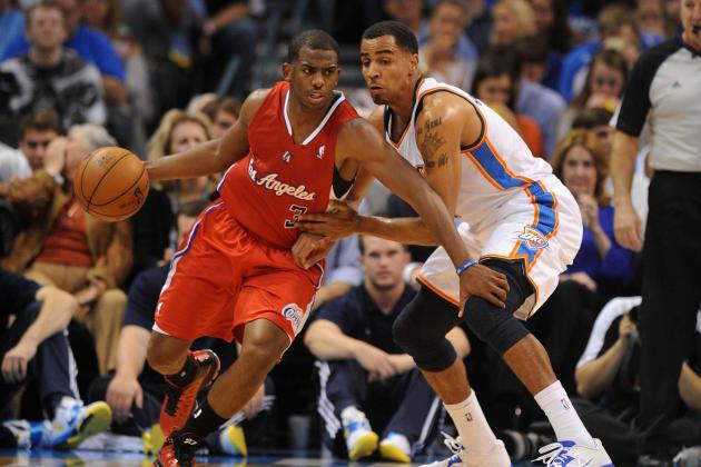 NBA Picks: Oklahoma City Thunder vs. Los Angeles Clippers