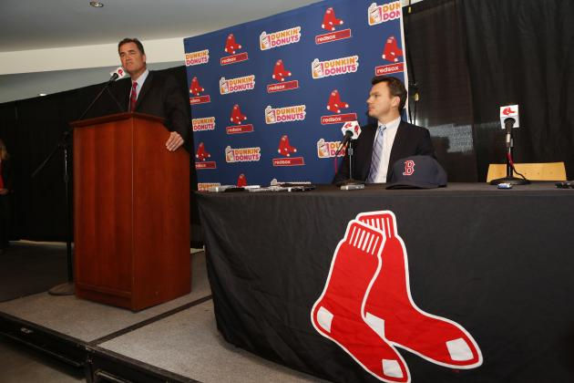 Top-4 Reasons Why the Red Sox Rebuild Will Work Immediately