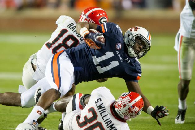 Auburn Football: 5 Teams Tigers Will Struggle Against in 2013
