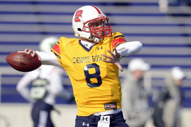 Scouting Notes from Day 2 of Senior Bowl Practice