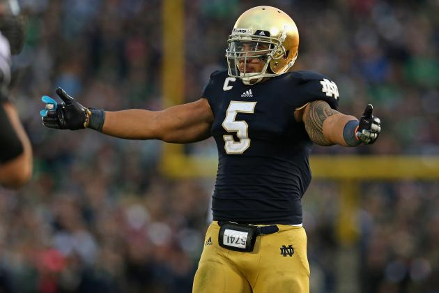 Predicting Where Notre Dame Players Will Be Selected in 2013 NFL Draft