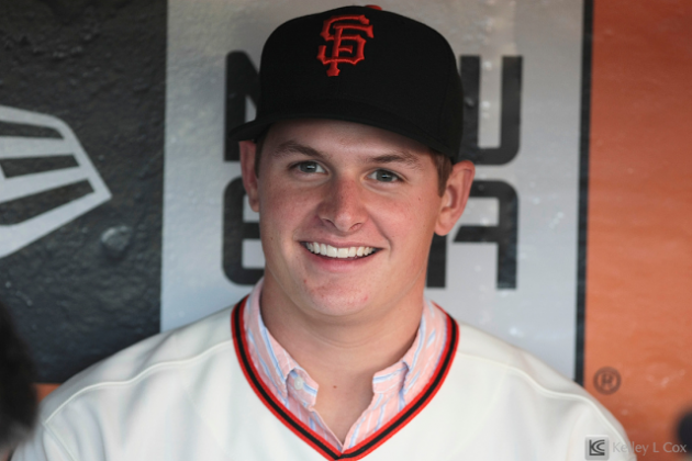SF Giants: Best Prospect at Every Position