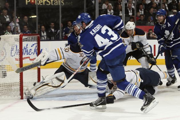Toronto Maple Leafs: 7 Games That Will Define the Leafs' 2013 Season