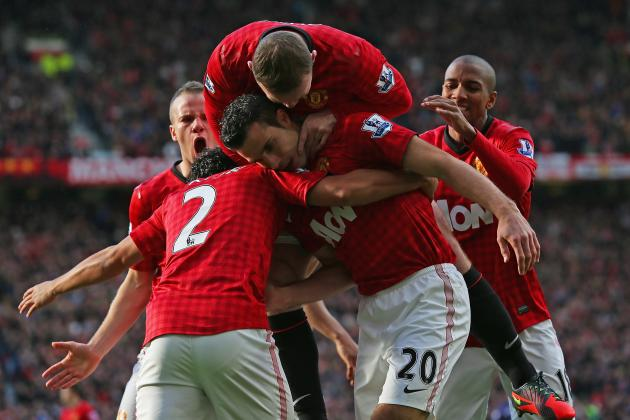 Why Manchester United Will Win the EPL