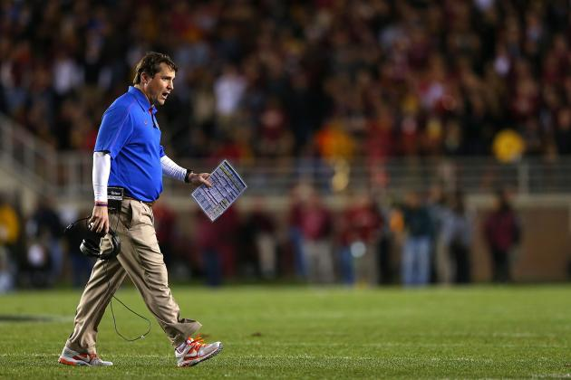 Florida Gators Football: Updating Latest Developments on 2013 Recruiting Front