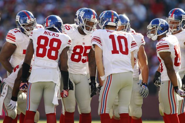 5 Questions New York Giants Must Answer This Offseason