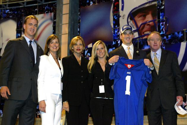 New York Giants: Examining Big Blue's 2013 NFL Draft Wish List