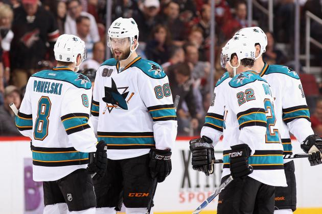 5 Games That Will Define San Jose Sharks 2013 Season