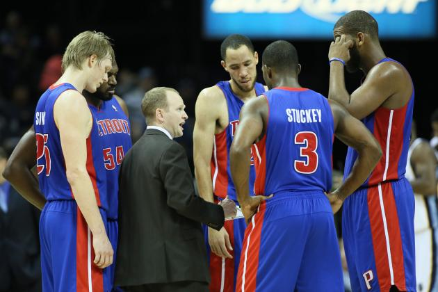 Detroit Pistons: 5 Keys to Make Playoff Push in the Season's 2nd Half