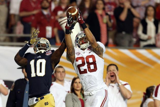 2013 NFL Draft: Best Shutdown Cornerbacks in This Year's Class